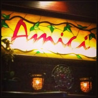 Photo taken at Amici Restaurant by Briana L. on 4/20/2013