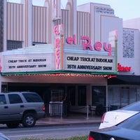 Photo taken at El Rey Theatre by Michael K. on 5/1/2013
