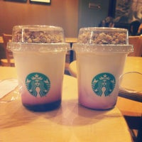 Photo taken at Starbucks Coffee by Laura C. on 10/12/2012