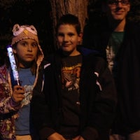 Photo taken at Ruby Falls Haunted Caverns by Mitch D. on 10/31/2012
