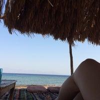 Photo taken at Moon Island Beach Camp by Gawhara H. on 8/23/2015