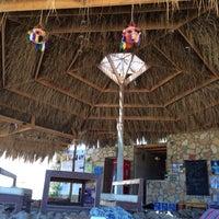 Photo taken at Moon Island Beach Camp by Gawhara H. on 8/13/2015