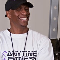 Photo taken at Anytime Fitness by Robin E. on 9/12/2013