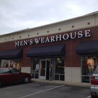 Photo taken at Men's Wearhouse by Jennifer G. on 5/1/2013