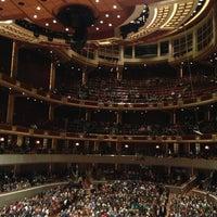 Photo taken at Morton H. Meyerson Symphony Center by Steve L. on 1/20/2013