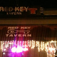 Photo taken at Red Key Tavern by Monfreda on 1/5/2013