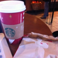 Photo taken at Starbucks by Melissa M. on 12/4/2012