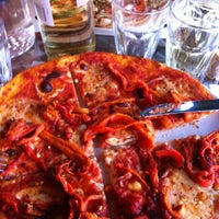 Photo taken at Pizzeria Napoletana by teri c. on 4/27/2013