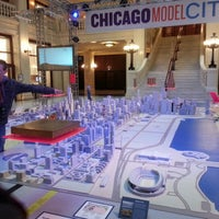Photo taken at Chicago Architecture Foundation by Ikram O. on 10/6/2012