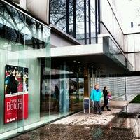 Photo taken at Museo de Bellas Artes de Bilbao by Amaia R. on 1/12/2013