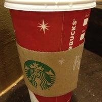 Photo taken at Starbucks by Eugene on 12/26/2012
