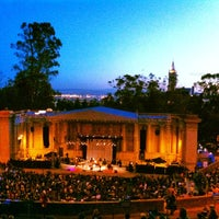 Photo taken at William Randolph Hearst Greek Theatre by Paul H. on 6/23/2013