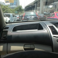 Photo taken at North Ploenchit Exit by KissCaT C. on 4/5/2013