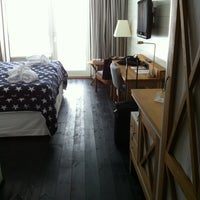 Photo taken at Hotel J by Katsu U. on 1/23/2013