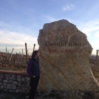 Photo taken at Castello di Ama by Alex Z. on 3/29/2015