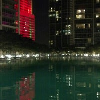 Photo taken at W Miami by Ben N. on 11/25/2012