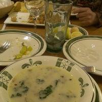 Photo taken at Olive Garden by Elio T. on 3/2/2013