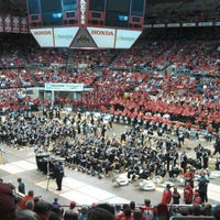 Photo taken at St. John Arena by Bethany L. on 10/6/2012
