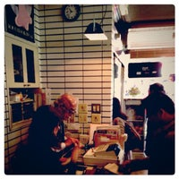 Photo taken at 茶房 絵李花 Cafe Erica by Naot H. on 1/3/2013