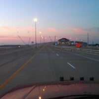 Photo taken at Howard S. Stainton Memorial Causeway by Charles P. on 10/5/2012