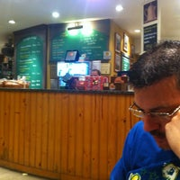 Photo taken at Armazém do Café by Flavio Augusto S. on 11/9/2012