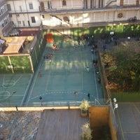 Photo taken at Hotel Acta Atrium Palace by gun2rin on 12/5/2012