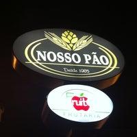 Photo taken at Nosso Pão by Vinho P. on 2/21/2013
