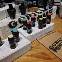 Photo taken at Lush by Kingyo S. on 10/22/2012