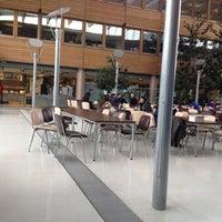 Photo taken at The Atrium by Kingyo S. on 10/16/2012