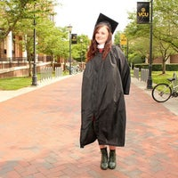 Photo taken at Virginia Commonwealth University (VCU) by Will F. on 5/24/2013