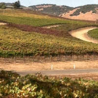 Photo taken at Cuvaison Estate Wines by Tracie O. on 10/6/2012