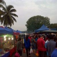 Photo taken at Pasar Malam Bandar Baru Bangi by Hanif H. on 12/11/2012