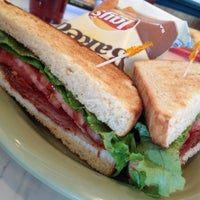 Photo taken at McAlister's Deli by Kendra H. on 10/21/2012