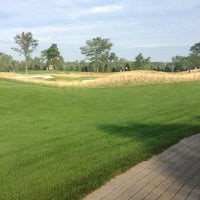 Photo taken at Liberty National Golf Course by Kevin F. on 8/23/2013