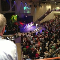 Photo taken at North Cleveland Church of God by Chad G. on 3/31/2013