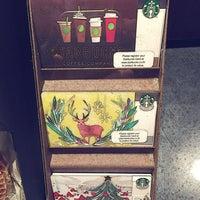 Photo taken at Starbucks by Anita on 12/3/2016