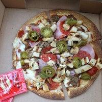 Photo taken at Bombay Pizza Co. by Nicky S. on 7/2/2013