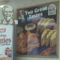 Photo taken at KFC by Joe G. on 10/4/2012