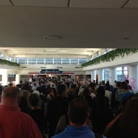 Photo taken at TSA Security Checkpoint by Joel W. on 10/2/2012