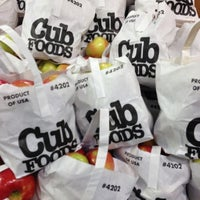Photo taken at Cub Foods by Nathan F. on 11/4/2012