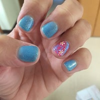 Photo taken at cocok nail salon by Lesley M. on 9/10/2016