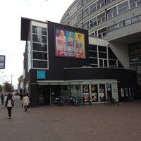 Photo taken at Filmhuis Den Haag by Sahal M. on 10/5/2012