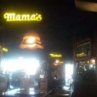 Photo taken at Mama's Pizza by John E. on 12/25/2012