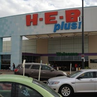 Photo taken at H-E-B plus! by Brian I. on 3/24/2013