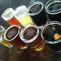 Photo taken at Tighthead Brewing Company by amber t. on 9/15/2012
