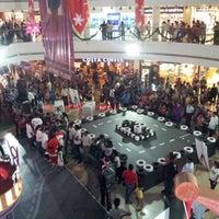 Photo taken at Inorbit Mall by Saurabh K. on 12/25/2012