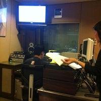 Photo taken at Soundwave Sound Studio by Popeye J. on 3/27/2013