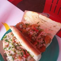 Photo taken at Taqueria La Virgen de Tetiz by Cesar E. on 2/1/2013