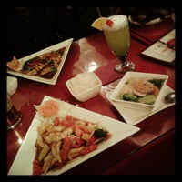 Photo taken at A Taste of Thai Restaurant by Rayh B. on 2/6/2013