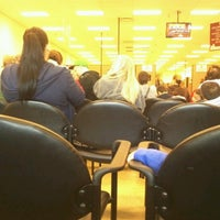 Photo taken at Wisconsin Division Of Motor Vehicles (DMV) by Alan L. on 10/3/2012
